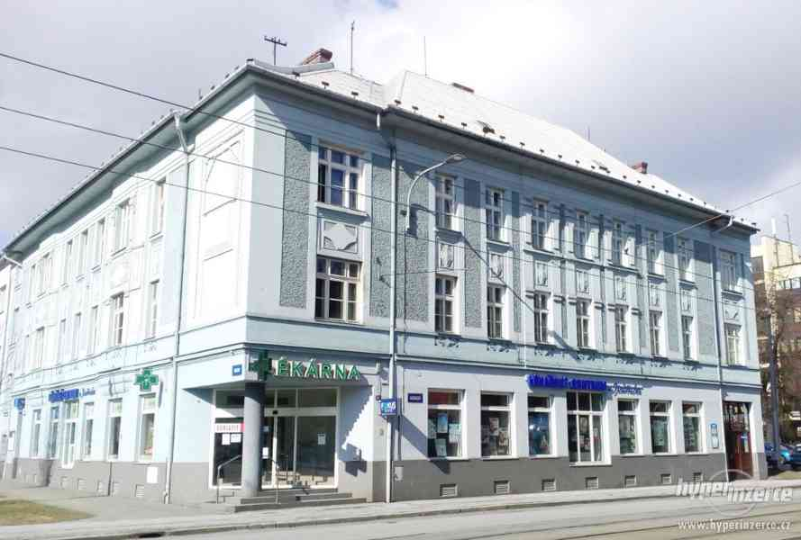 Obchodní prostory v Ostravě