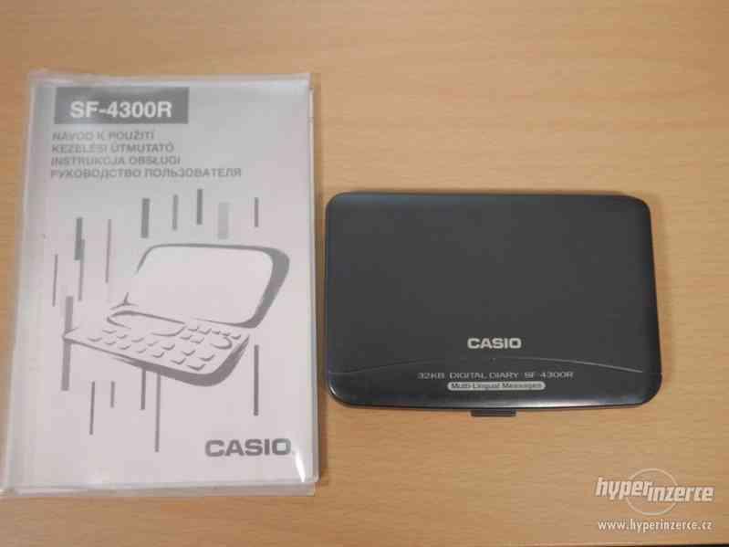 Databanka Casio SF-4300R - foto 2