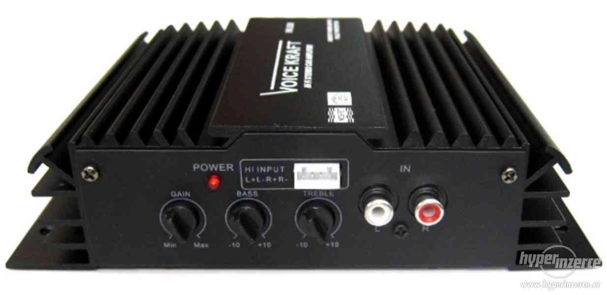 Zesilovač VK-239 500W