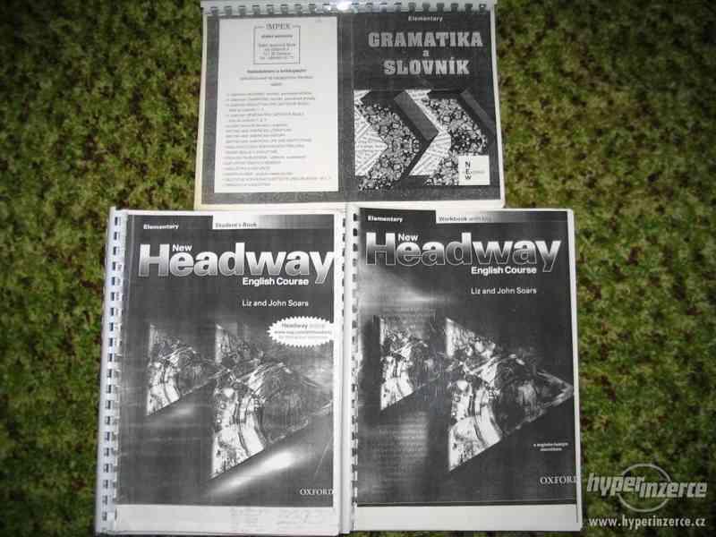 Prodám okopírovaný Headway