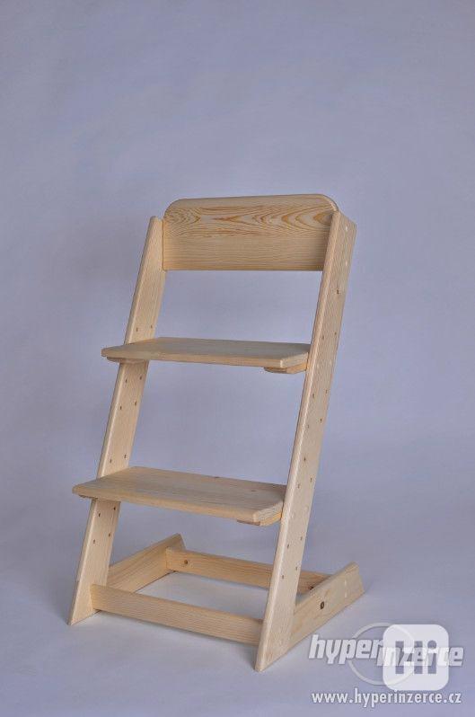 Prodám-nová rostoucí židlička