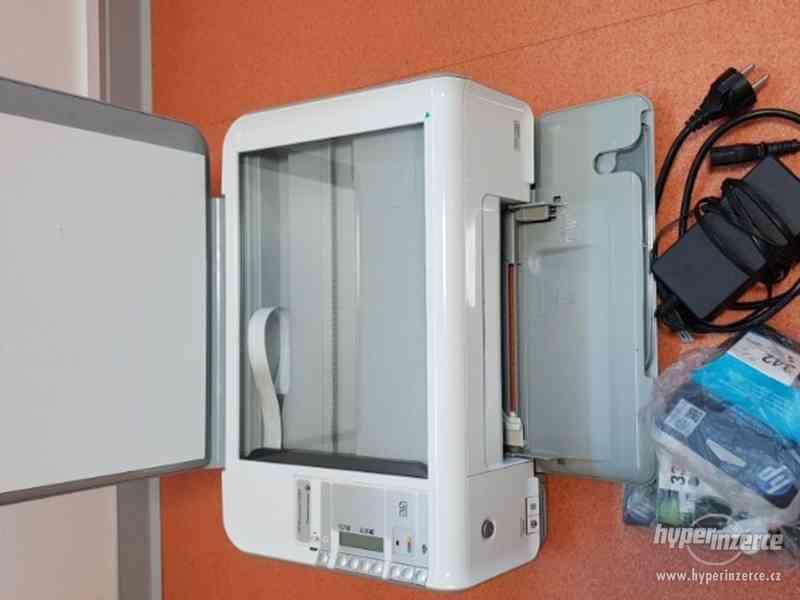 inkoustová tiskárna HP