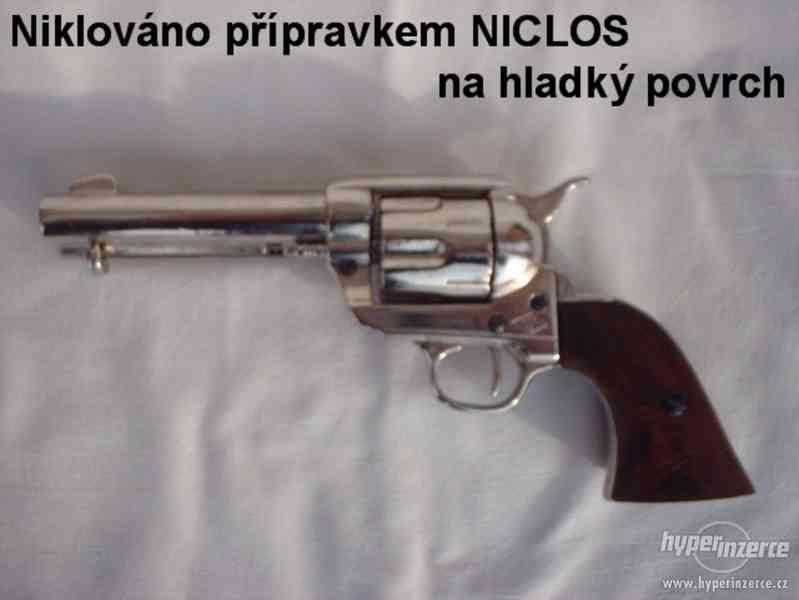 Přípravek na černění zbraní a jiné přípravky. - foto 8