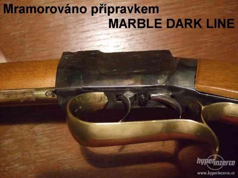 Přípravek na černění zbraní a jiné přípravky. - foto 25