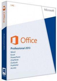 Microsoft Office 2013 Professional - druhotná licence