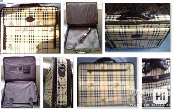 Luxusní tašky na notebook - foto 2
