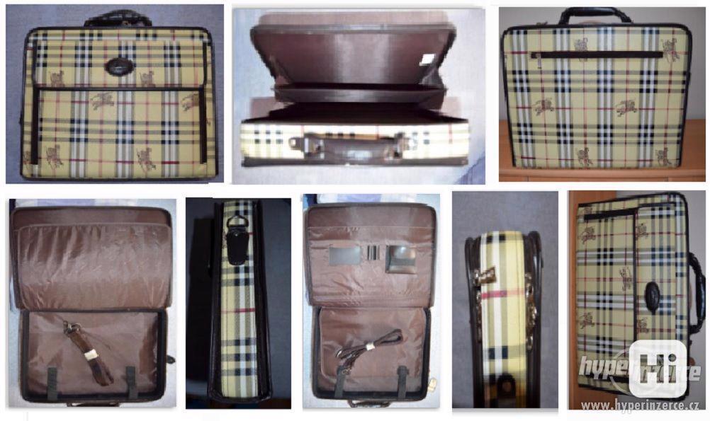 Luxusní tašky na notebook - foto 3