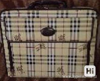 Luxusní tašky na notebook - foto 4