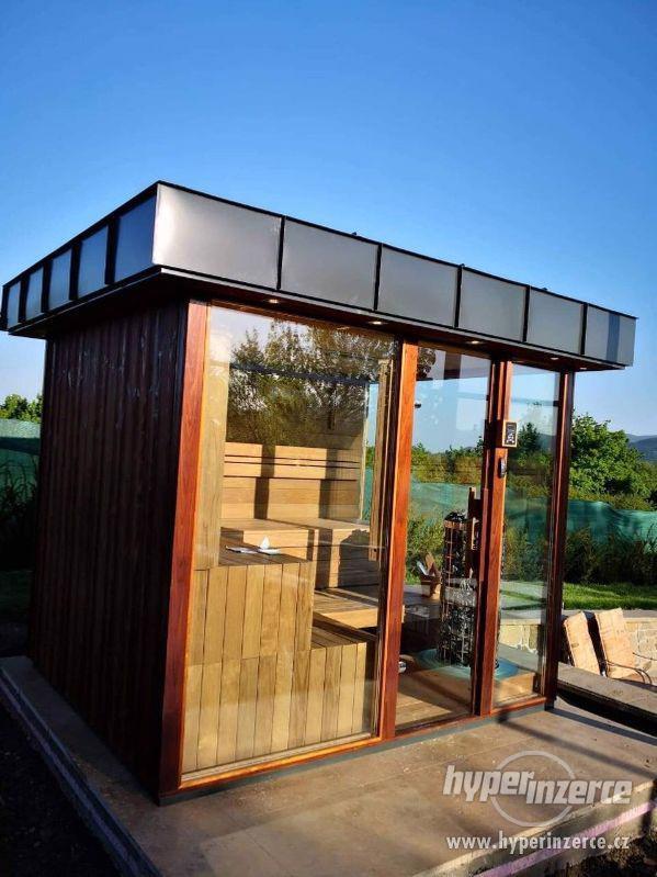 Infrasauny, fínske sauny, kombinované sauny - foto 2