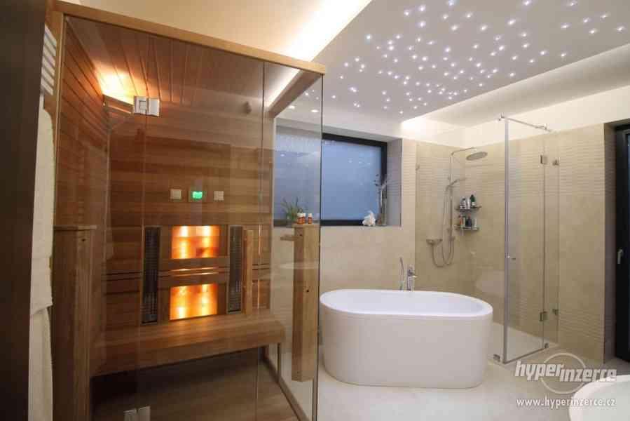 Infrasauny, fínske sauny, kombinované sauny - foto 1