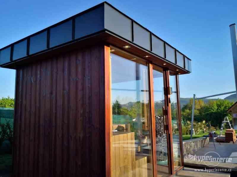 Infrasauny, fínske sauny, kombinované sauny - foto 3