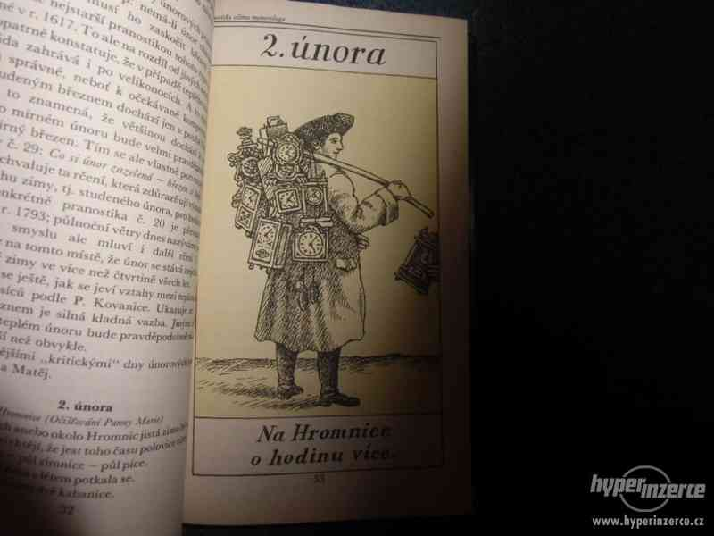 Munzar Jan: Medardova kápě aneb Pranostiky očima meteorologa - foto 3