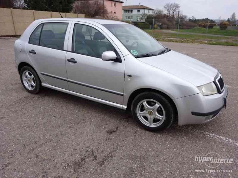 Škoda Fabia 1.4i r.v.2000 (stk:8/2022) - foto 2