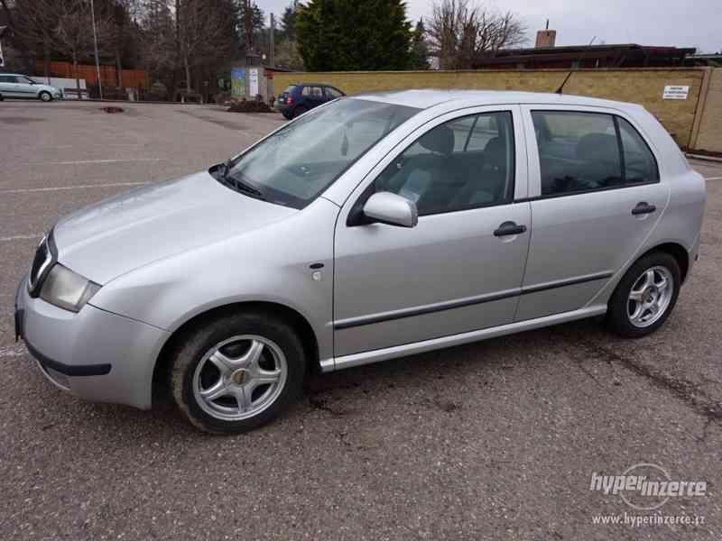 Škoda Fabia 1.4i r.v.2000 (stk:8/2022) - foto 3