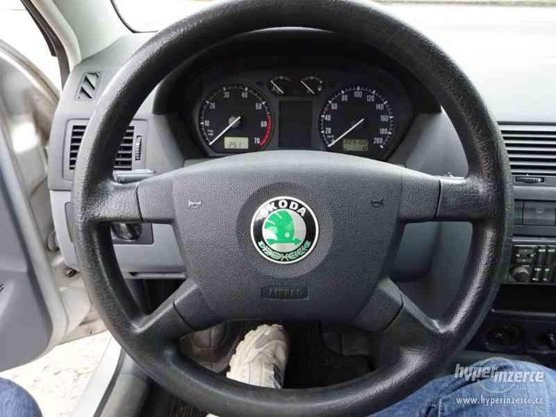 Škoda Fabia 1.4i r.v.2000 (stk:8/2022) - foto 9