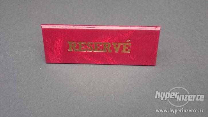 Stojánek reserve
