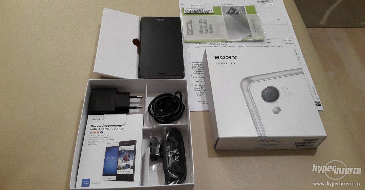 Nový Sony Xperia Z3 Odemčený - foto 1