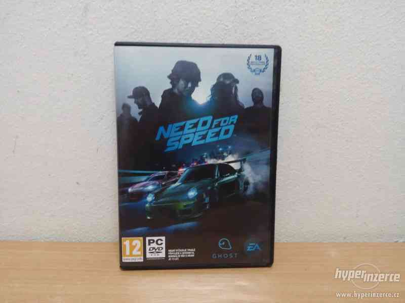 Hra Need for Speed - foto 1