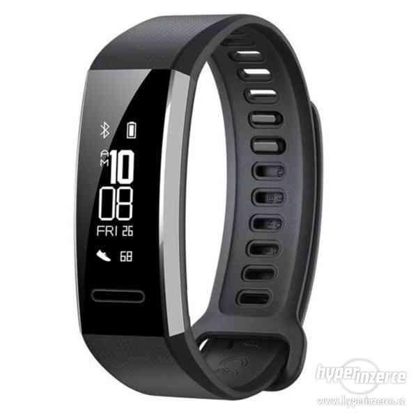 Prodám fitness náramek Huawei Band 2 Pro černý