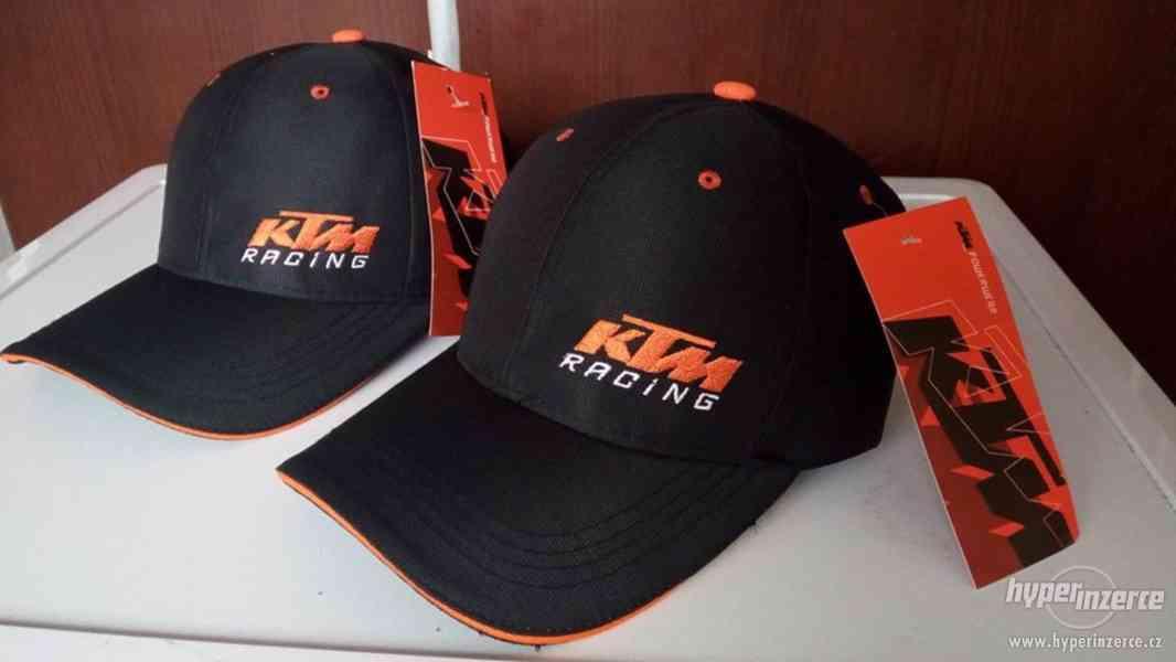 Nová KTM kšiltovka čepice