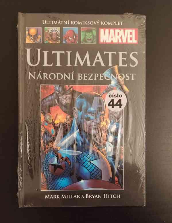 Marvel Komiks UKK 37: Ultimates: Národní bezpečnost