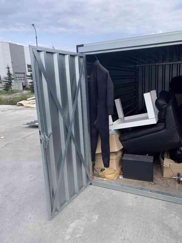 Skládací / montovaný kontejner - foto 3