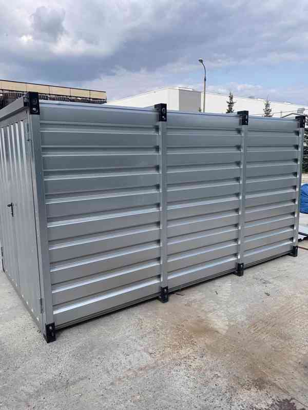Skládací / montovaný kontejner - foto 2