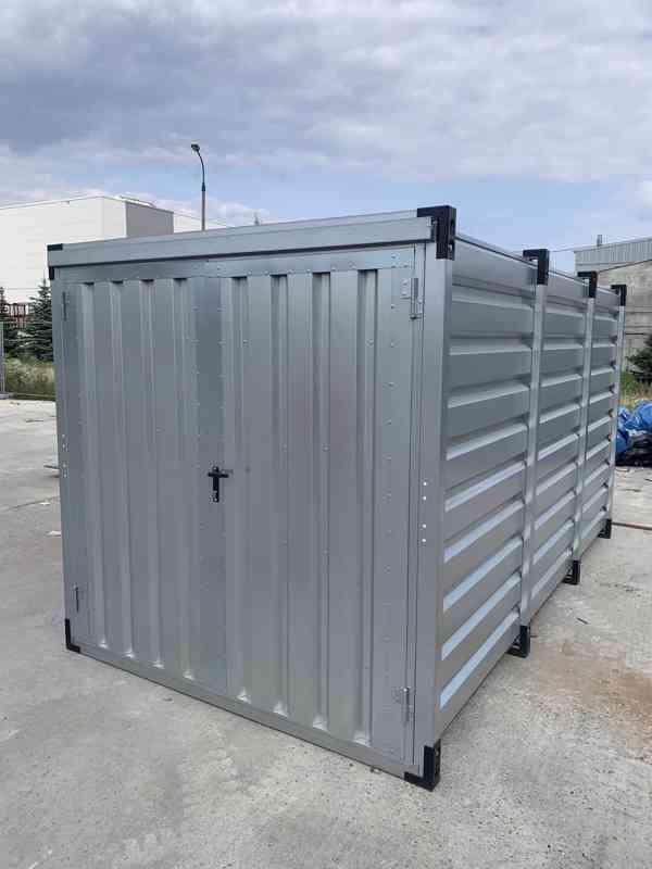 Skládací / montovaný kontejner - foto 1