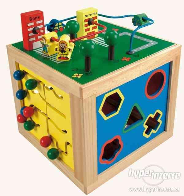 motorická hračka víceúčelová