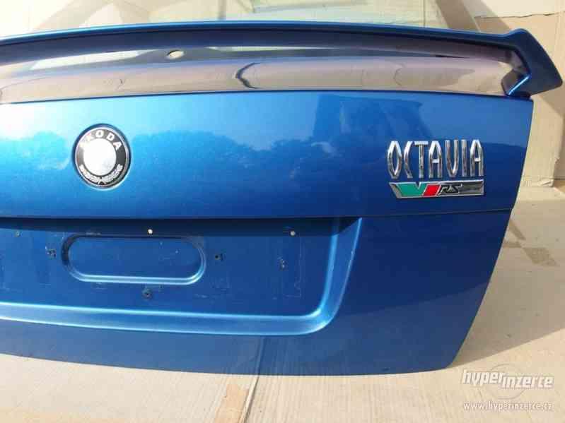 5. dveře Škoda Octavia II RS liftback - foto 6