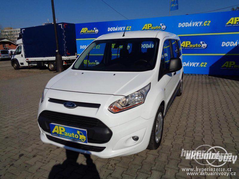 Prodej užitkového vozu Ford Tourneo Connect