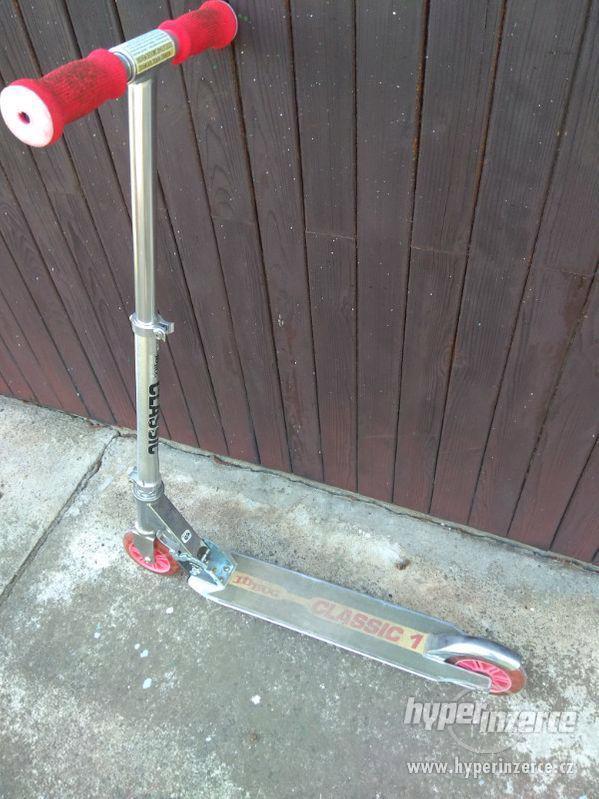 prodám skládací koloběžku JD Bug Classic 1 Kids Scooter