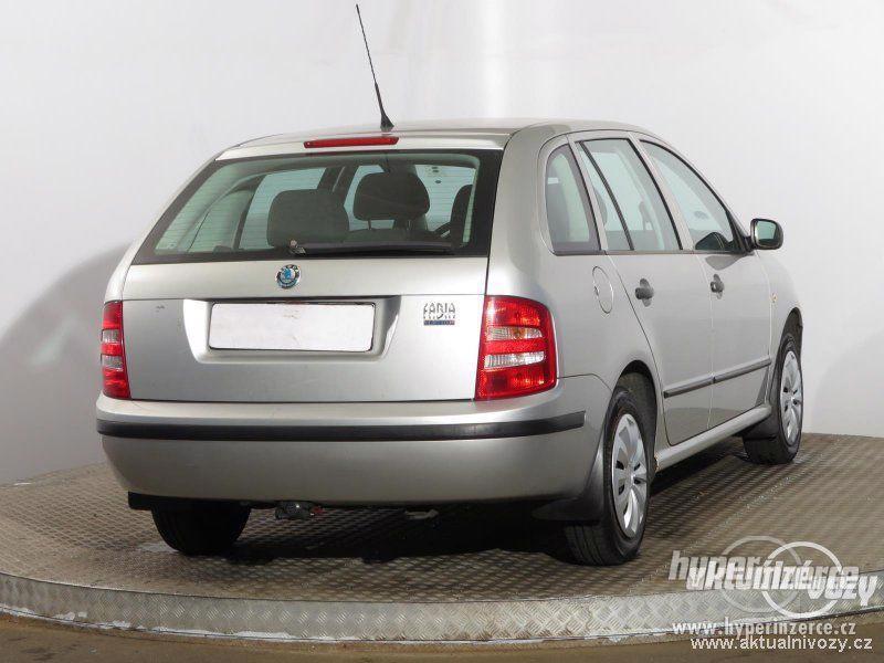 Škoda Fabia 1.2, benzín,  2004, el. okna, STK, centrál - foto 4