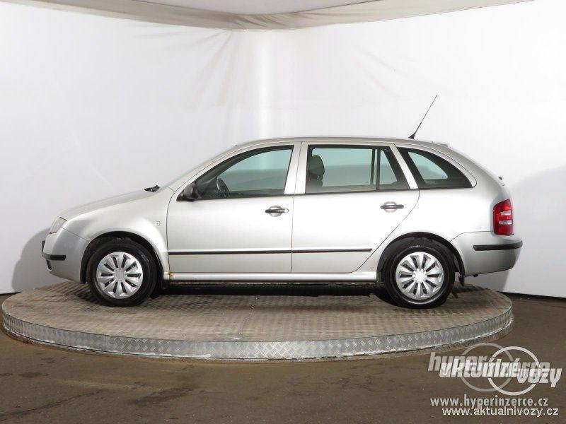 Škoda Fabia 1.2, benzín,  2004, el. okna, STK, centrál - foto 5