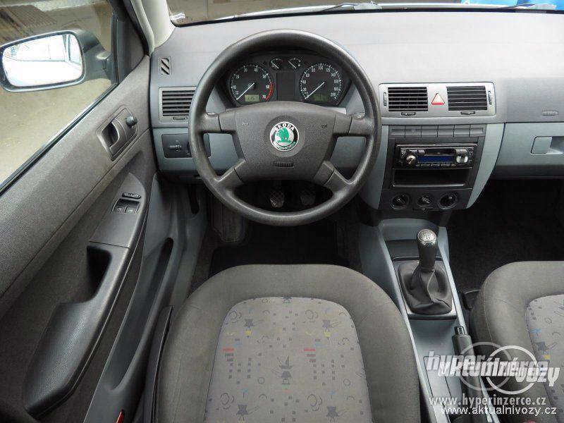 Škoda Fabia 1.2, benzín,  2004, el. okna, STK, centrál - foto 8