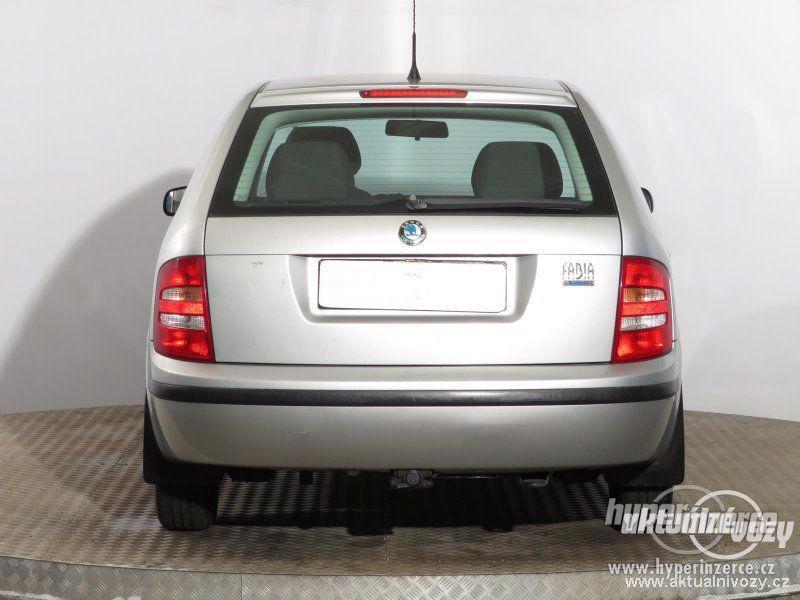 Škoda Fabia 1.2, benzín,  2004, el. okna, STK, centrál - foto 9
