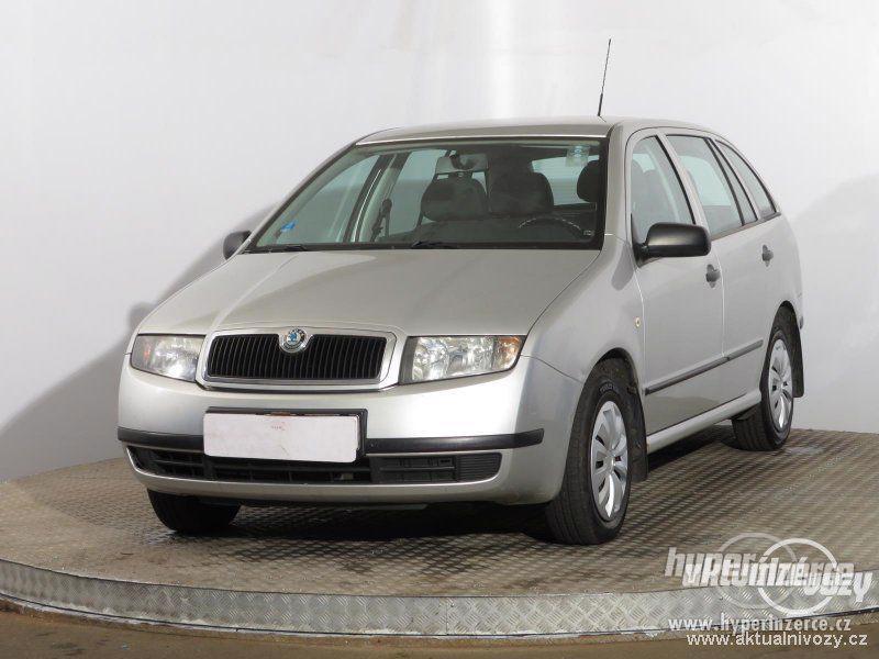 Škoda Fabia 1.2, benzín,  2004, el. okna, STK, centrál - foto 10