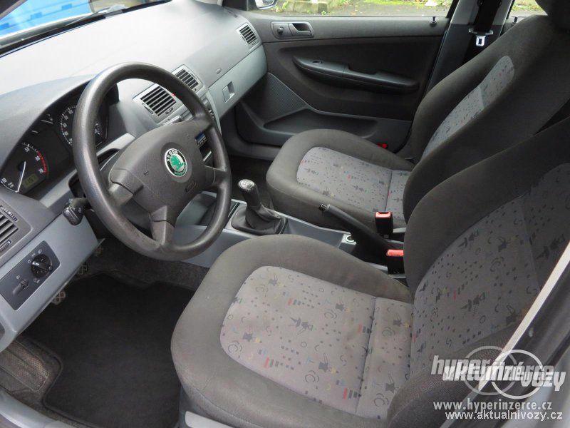 Škoda Fabia 1.2, benzín,  2004, el. okna, STK, centrál - foto 13