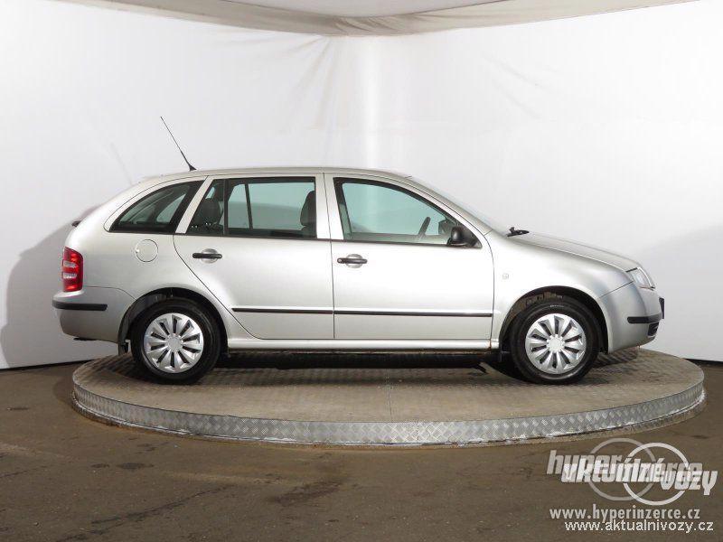 Škoda Fabia 1.2, benzín,  2004, el. okna, STK, centrál - foto 14