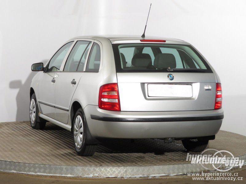 Škoda Fabia 1.2, benzín,  2004, el. okna, STK, centrál - foto 15