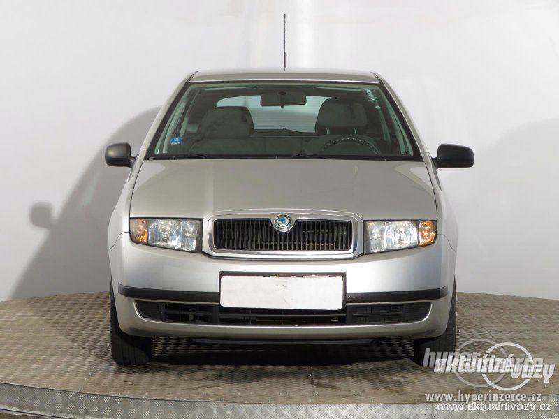 Škoda Fabia 1.2, benzín,  2004, el. okna, STK, centrál - foto 16
