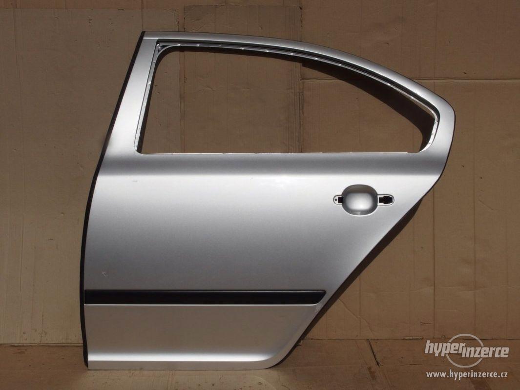 Levé zadní dveře Škoda Octavia II liftback - foto 1