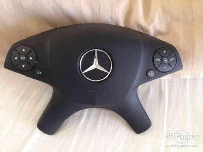 MERCEDES W 204 nový airbag řidiče