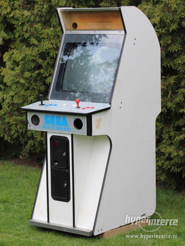 Zábavní herní hrací automat Sega Model I - CUSTOM - foto 1