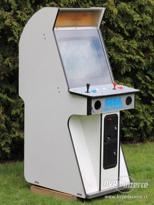 Zábavní herní hrací automat Sega Model I - CUSTOM - foto 2