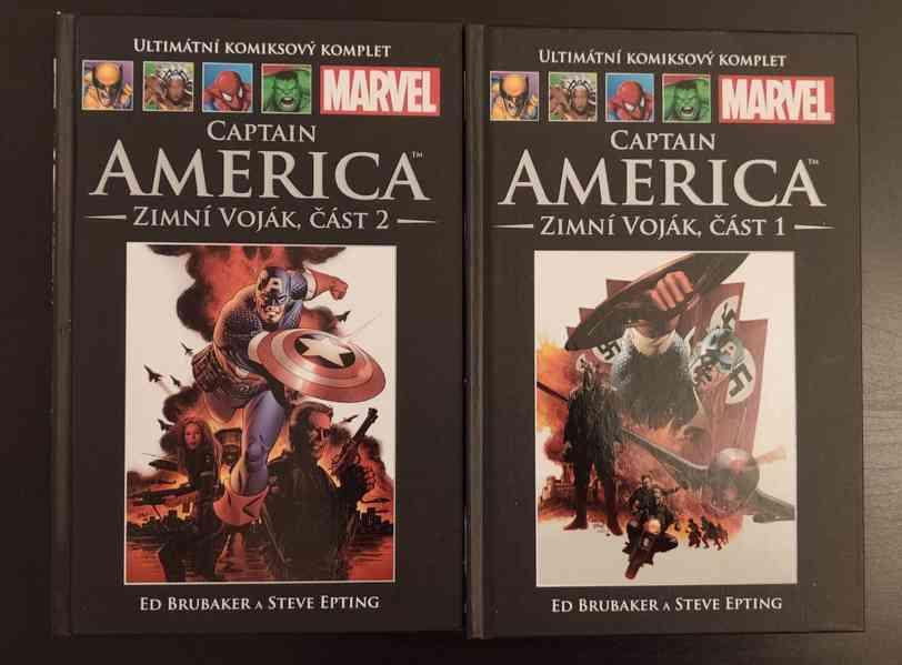 Marvel Komiks UKK Captain America: Zimní voják