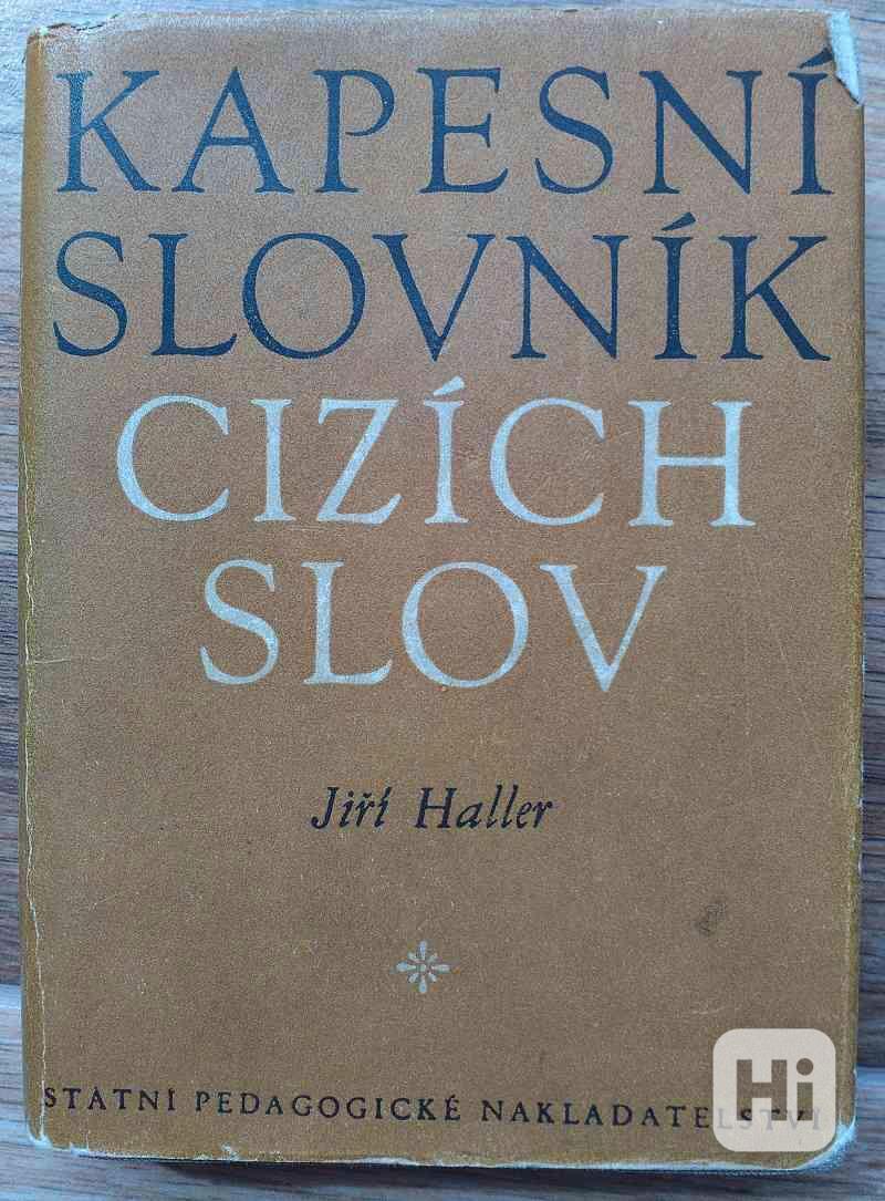 Kapesní slovník cizích slov - foto 1