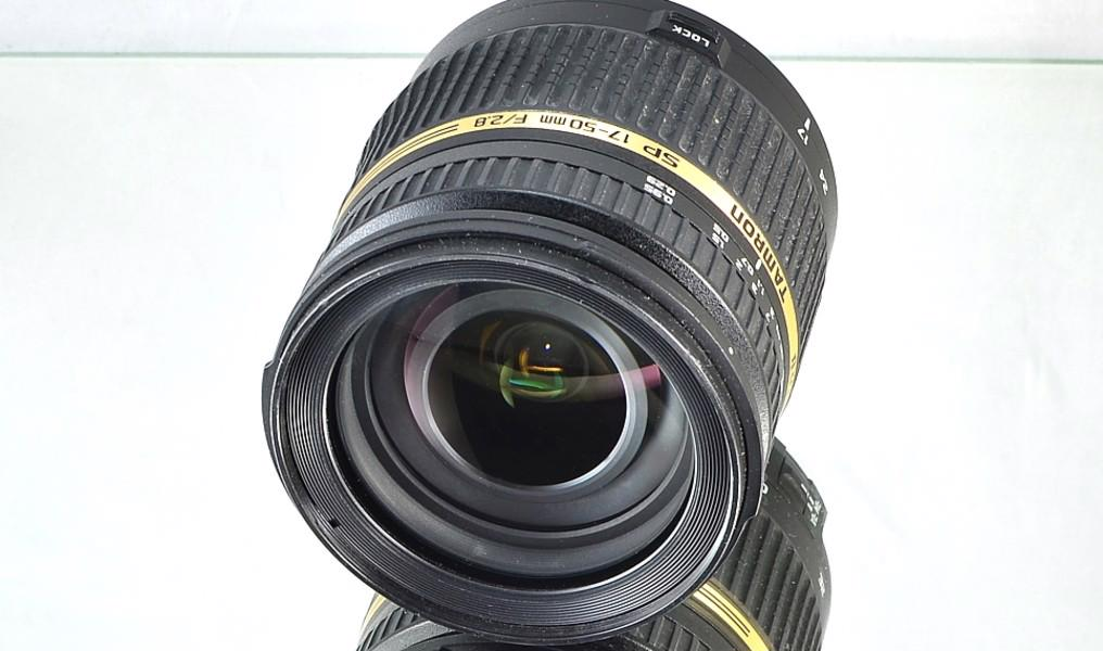 pro Nikon - TAMRON SP 17-50mm 1:2.8 VC **DX Zoom lens, 1:2.8