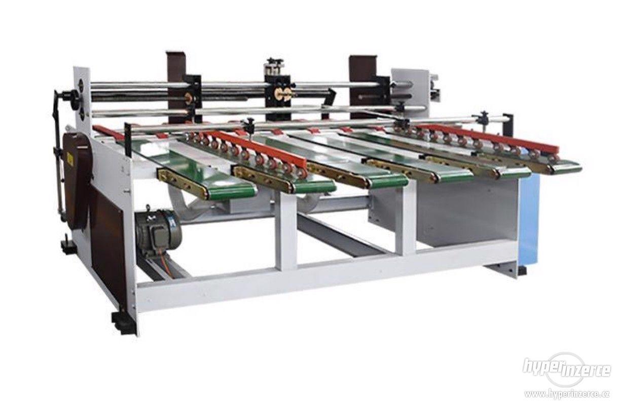 Automatický podavač kartonu Model 2600x1400 - foto 1