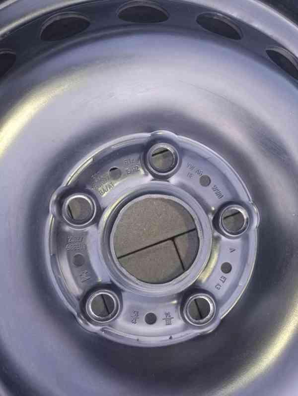 """Plechové disky 15"""" - foto 3"""